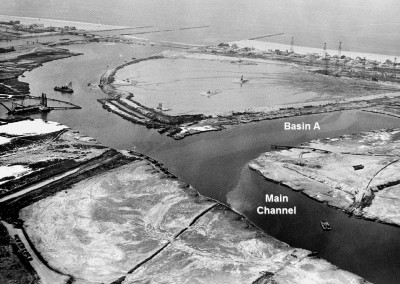 Dredging of the Main Channel & Basin A