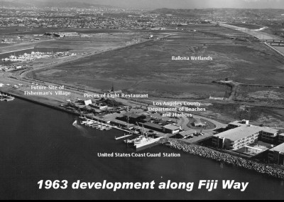 1963: Fiji Way development