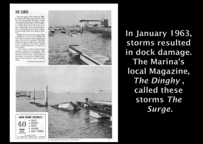"""The Surge"" in 1963 - Dinghy magazine story"