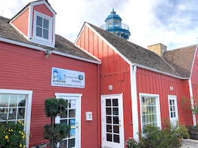 Marina del Rey Historical Society at Fisherman's Village
