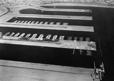 1963 Westside Marina fuel dock