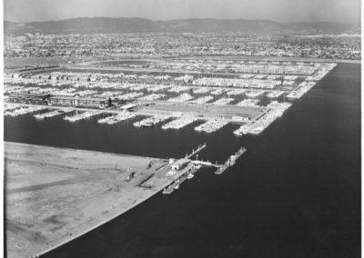 MdR docks aerial
