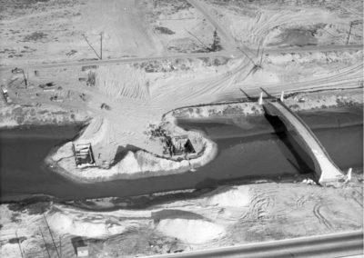 coffer-dams-lighthouse-bridge-hm108bw-peninsula-oil-derricks-removal-1959-edited