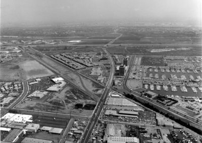hm243bw-aerial-lincoln-mdr-fwy-intersect-1974