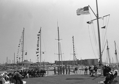 California Yacht Club's REAL Opening Day 1966