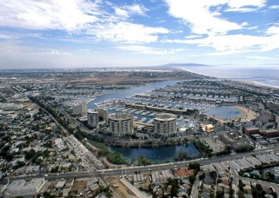 Today Marina del Rey is still the largest man-made recreational marina in the nation