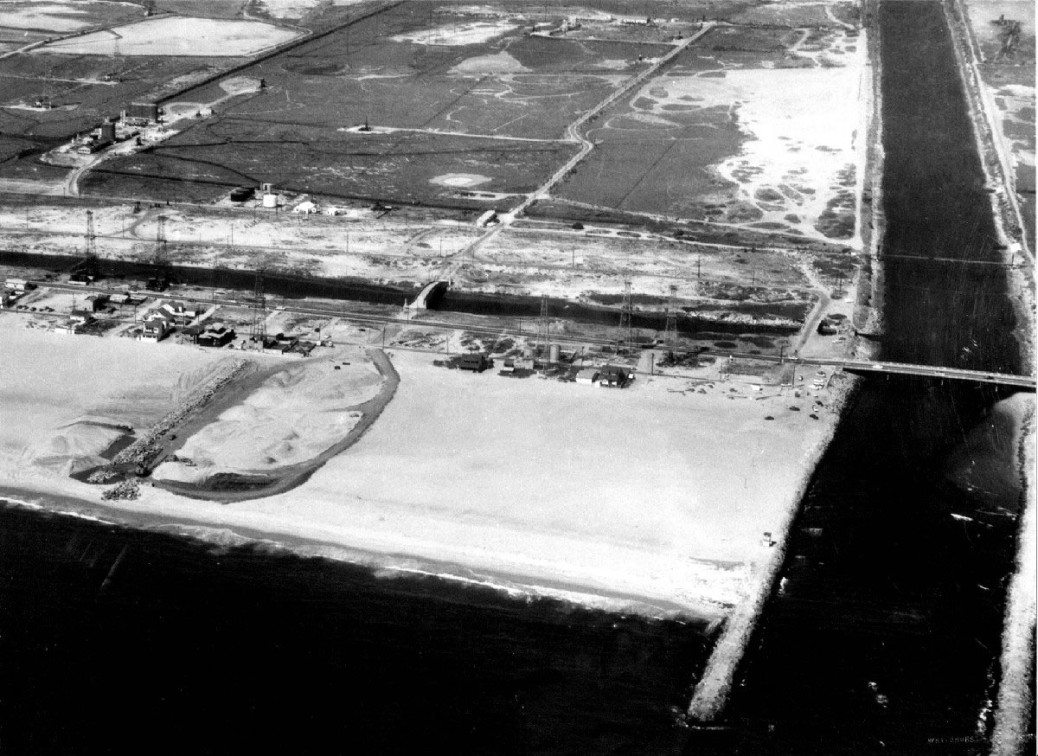 1958 Main Channel Location