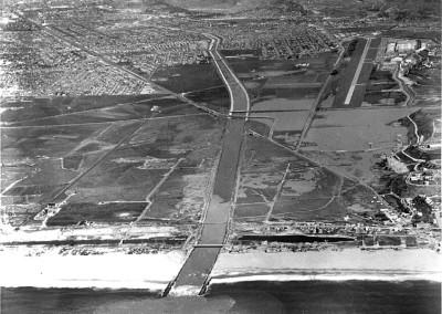 1958 MdR Site - Wetlands - taken February 20th