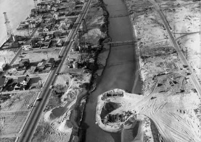 1959 Marina Peninsula Oilfield taken February 4th