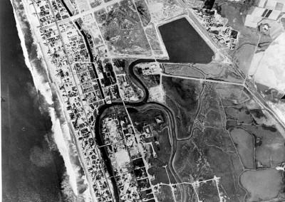 1959 Pre-dredging Aerial Map