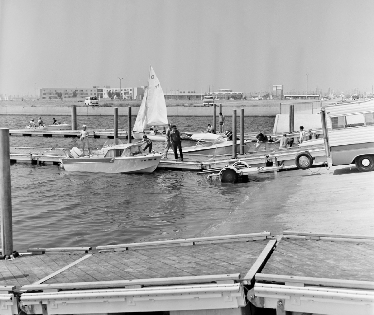 Public Boat Ramp