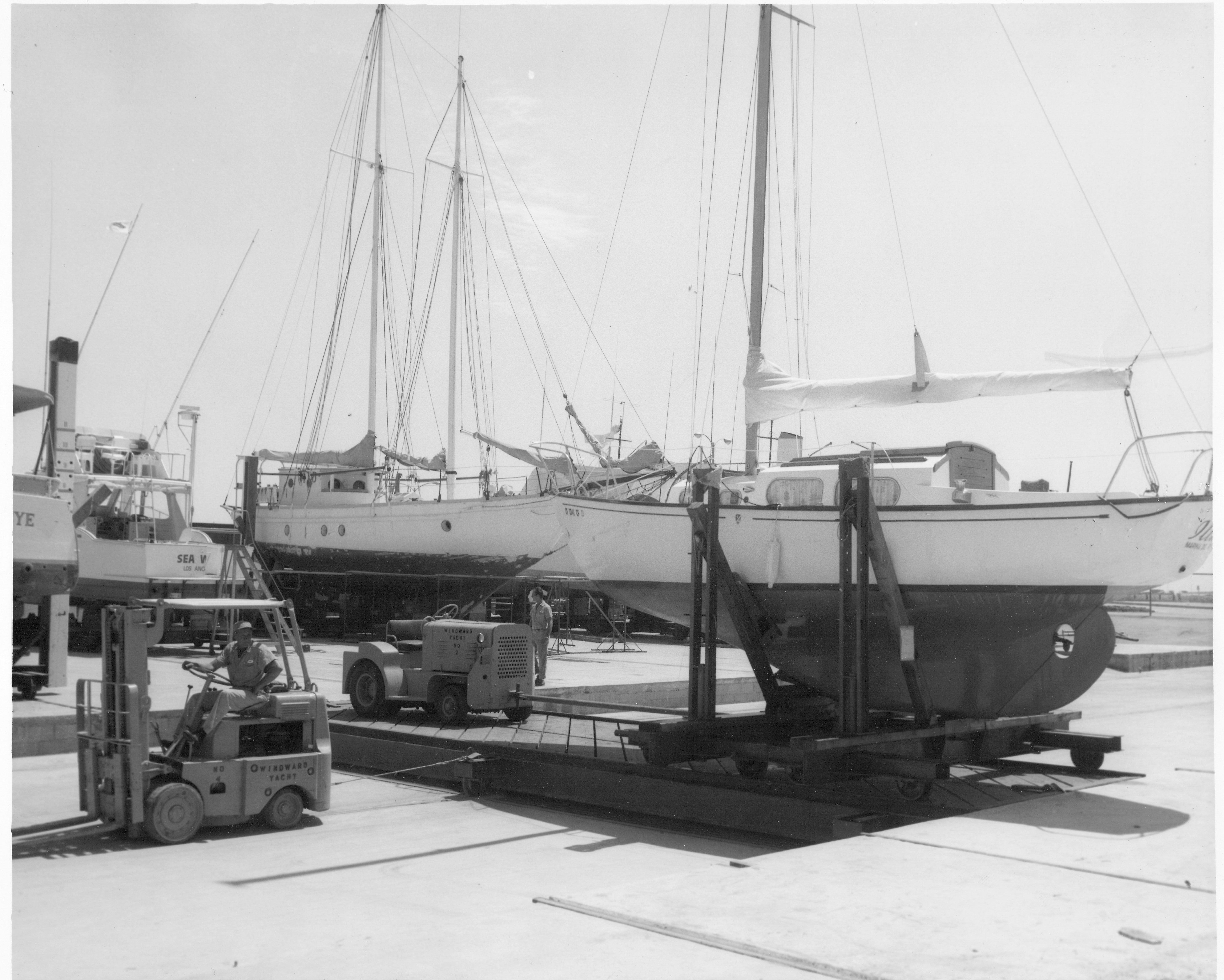 Yacht Haul