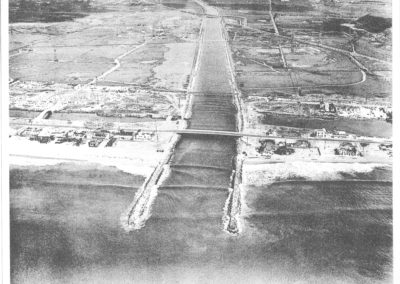 Aerial of Ballona Creek 10-24-41