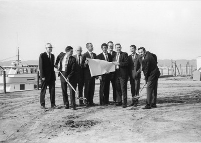 groundbreaking at Fishermans Village 12-68 HM303BW edited