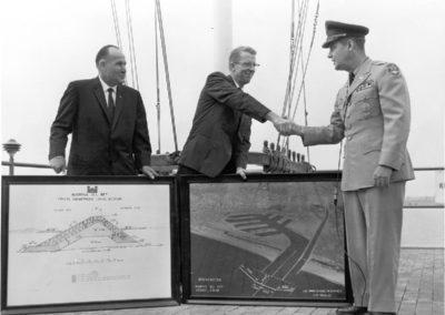 army-corp-of-engineers-presentation-of-plans-for-mdr-breakwater-1962-hm223bw-edited